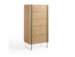 5-drawer chiffonier. Mod. MARCO-R 5C