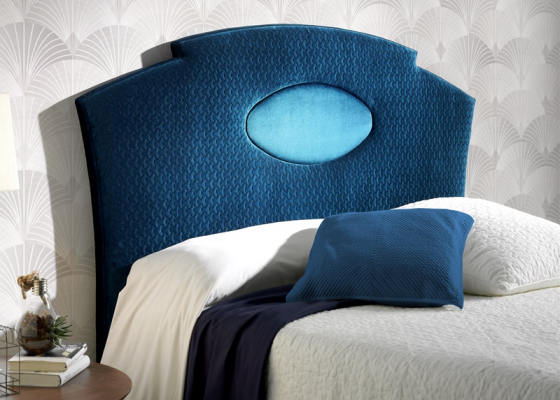 Uphosltered headboard. Mod. MARSEILLE
