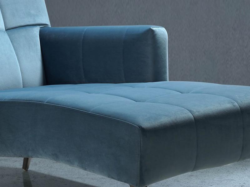 Chaise lounge. Mod. ALEXANDRA