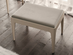 Upholstered bench. Mod. MARIA