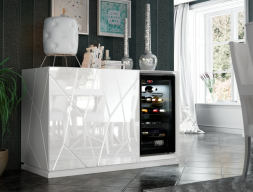Wine cabinet. Mod: NUAGE