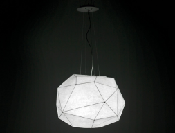 Ceiling lamp. Mod. MOLN