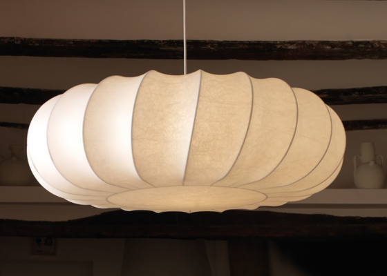 Ceiling lamp. Mod. NEUMATIC