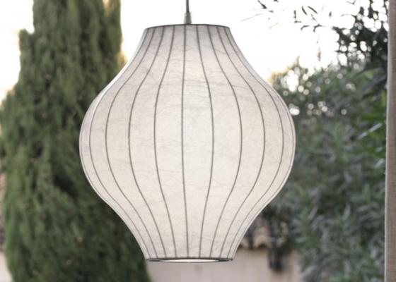 Ceiling lamp. Mod. SABLIER