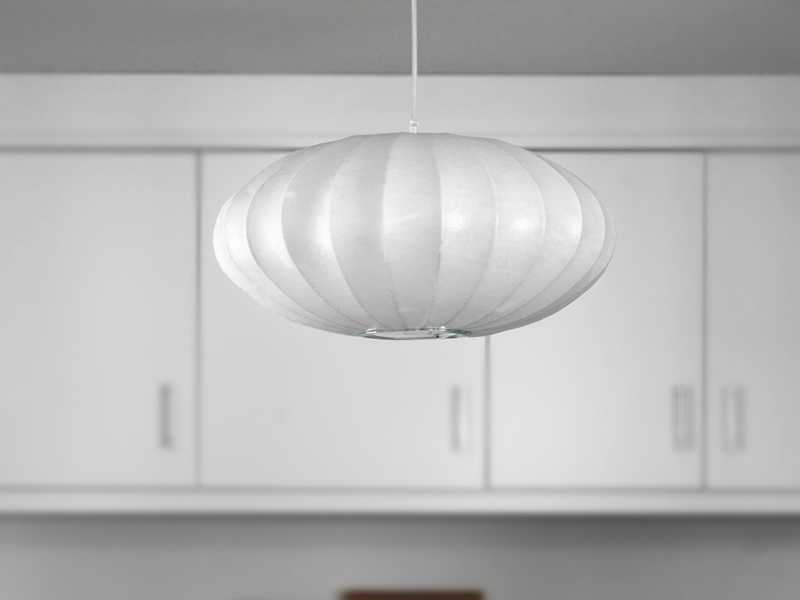 Ceiling lamp. Mod. OVAL