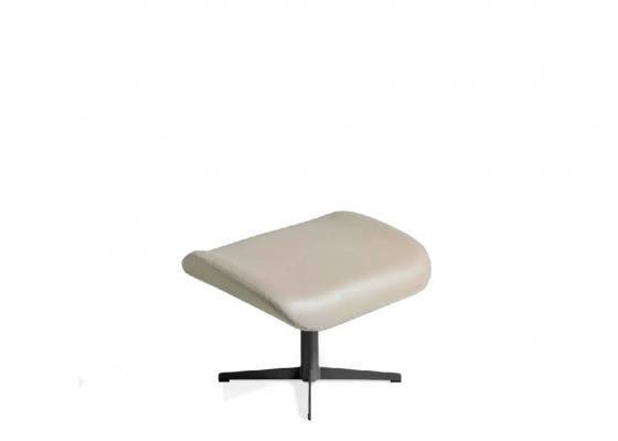 Upholstered pouf. Mod. MOMA-OT
