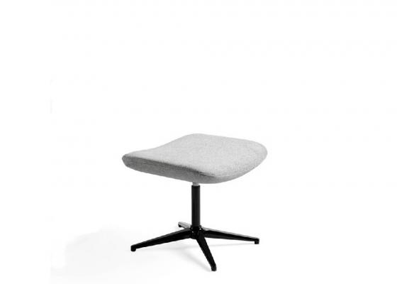 Upholstered pouf. Mod. ADELE-OT