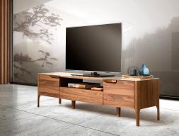TV stand with ceramic top. Mod. DINA/TV