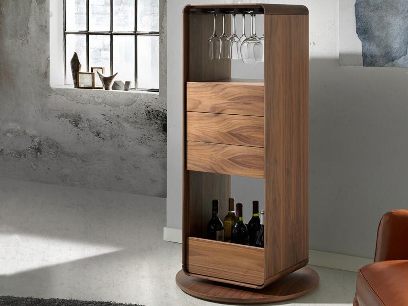 Rotating bar furniture. Mod: LERMA