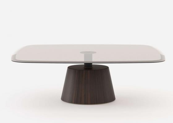 Design low table. Mod. IVETTE