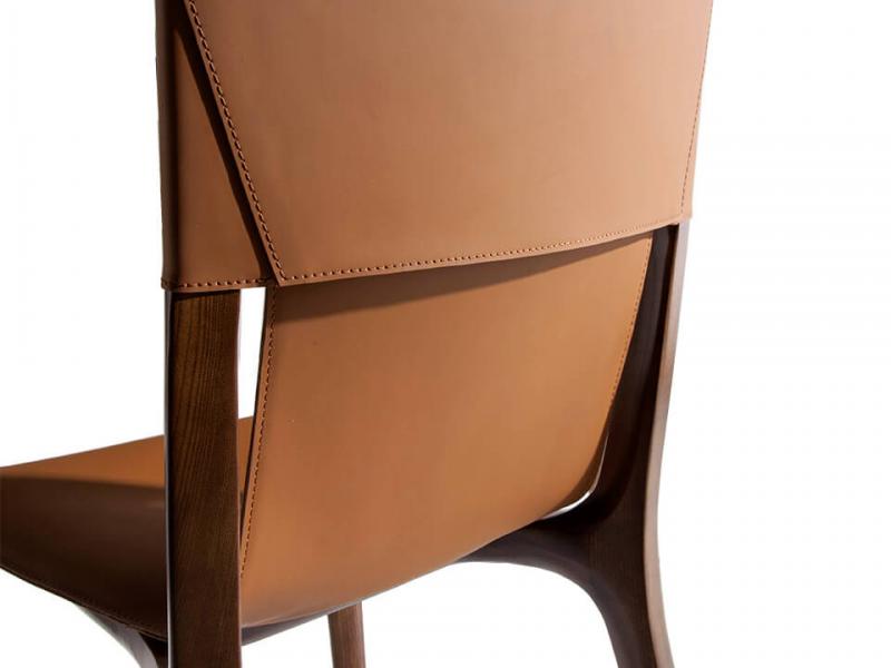 Upholstered chair. Mod. SOFIA
