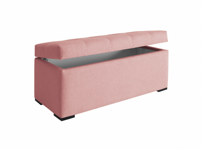 Upholstered trunk. Mod. MADRID