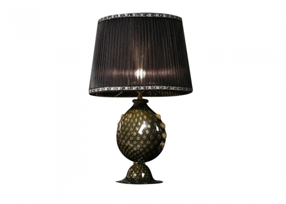 lampe de chevet en cristal de boh me mod 3000. Black Bedroom Furniture Sets. Home Design Ideas